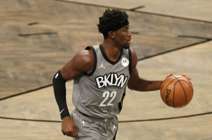 Brooklyn Nets Durant S Absence Opens The Door For Caris Levert