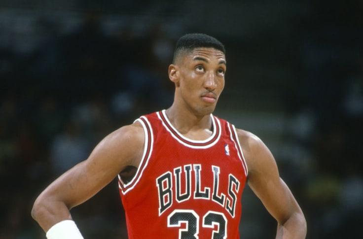 Chicago Bulls Scottie Pippen S Sudden And Precipitous Post Bulls Decline