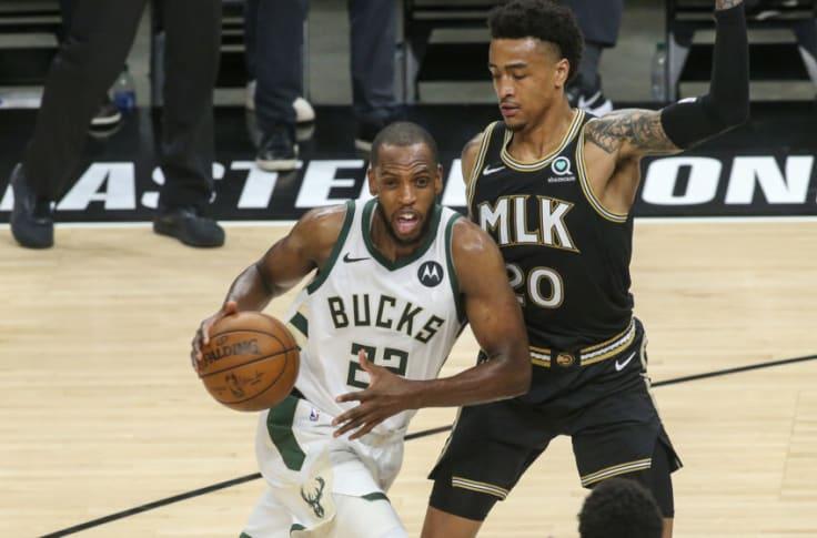 Milwaukee Bucks: It's time for Khris Middleton to be a hero