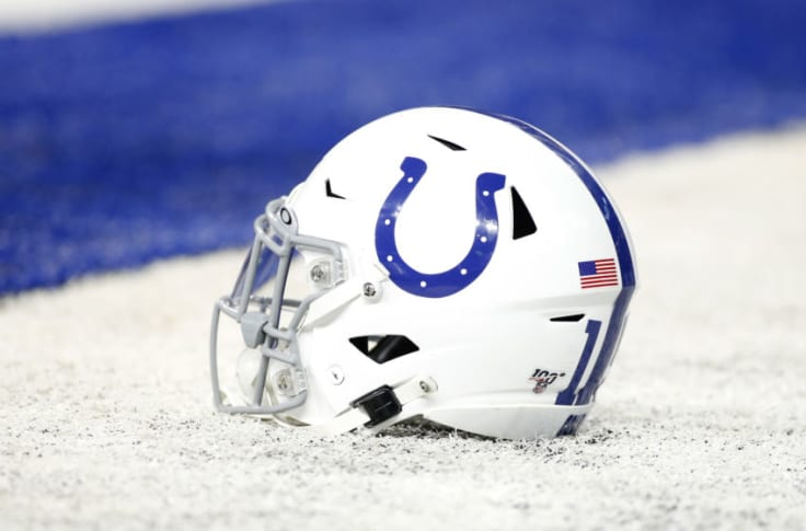 Indianapolis Colts Over Under Win Total Set At Nine After Schedule Release