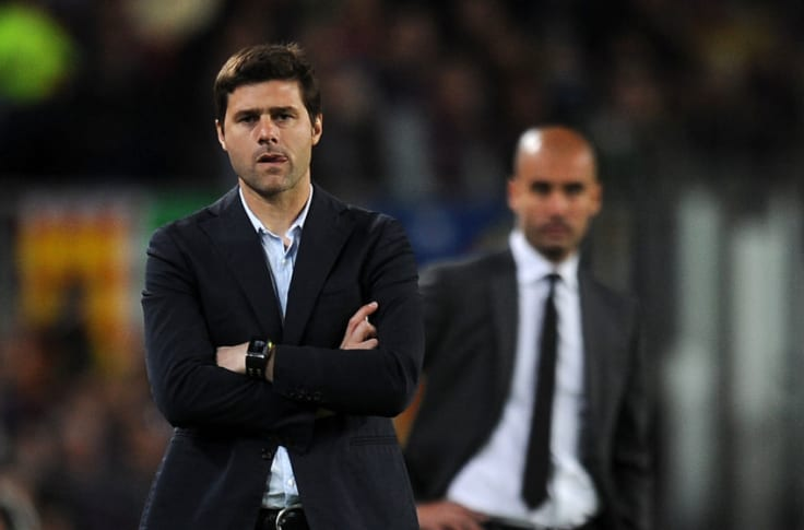 Tottenham S Pochettino Shares The Same Values As Pep Guardiola