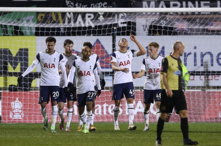 Tottenham Hotspur Projected Xi For Wycombe In Fa Cup 4th Rd
