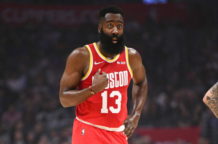 Houston Rockets: James Harden's fanbase ranked high on FanSided 250
