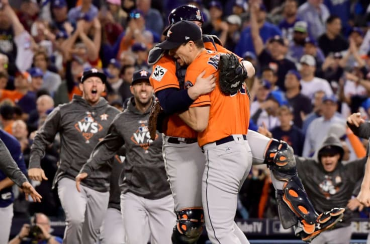 houston astros world series hero charlie morton signs with tampa bay world series hero charlie morton signs