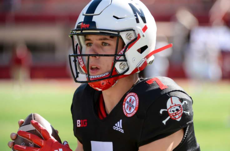 Nebraska Football This Is A Crucial Spring For Luke Mccaffrey