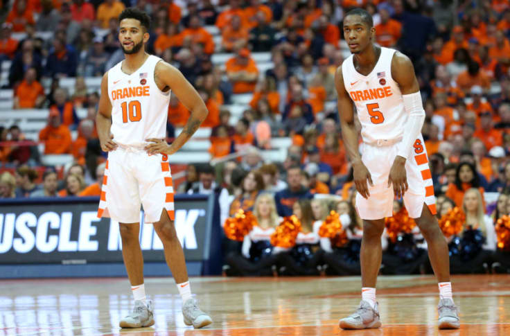 Syracuse Basketball 2 More Orange Guards Are Jumping Into Transfer Portal