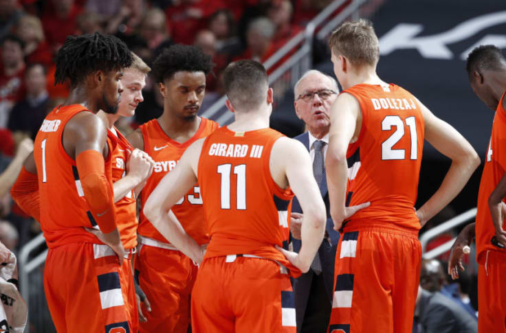 Syracuse Basketball With Rider Non Conference Docket May Be Complete