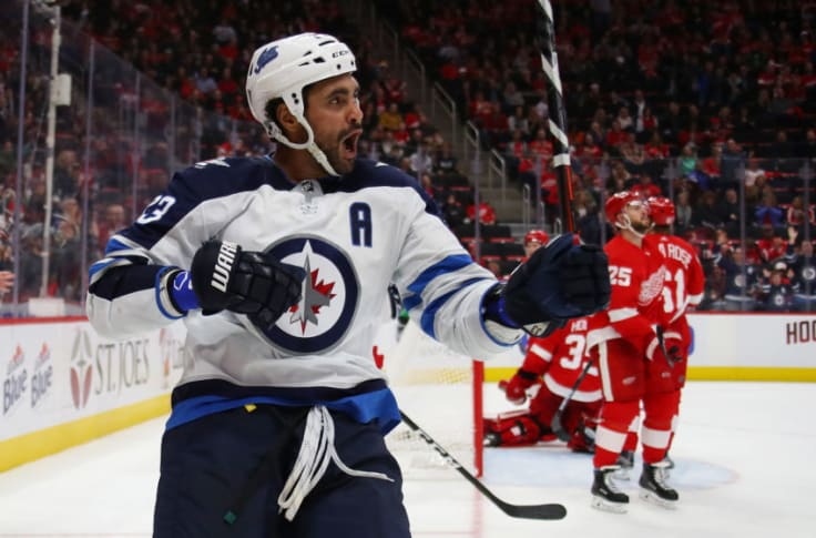 The Winnipeg Jets Need Too Much Luck To Beat Detroit Red Wings