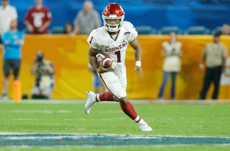 Kyler Murray To The Oakland Raiders Popping Up In Mock Drafts