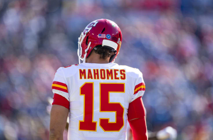 Chiefs News How Is Patrick Mahomes Not In Top Ten Jersey Sales