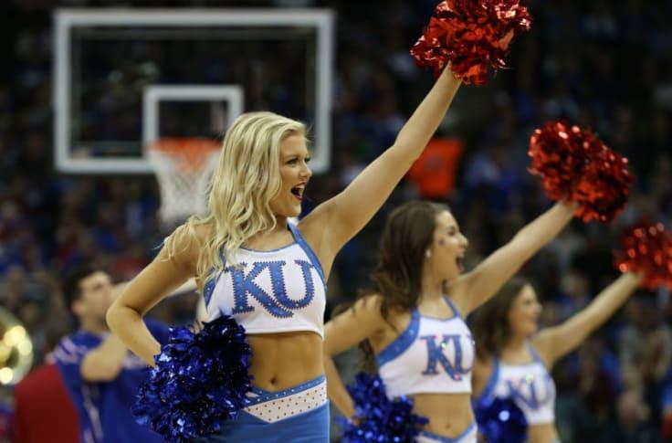 Cheerleaders basketball hot college College basketball