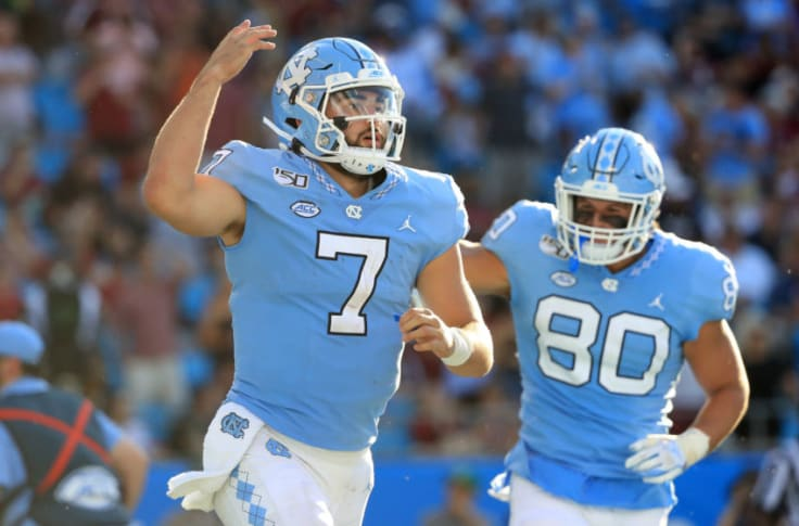 Unc Football Where Tar Heels Stand In Latest Preseason Rankings