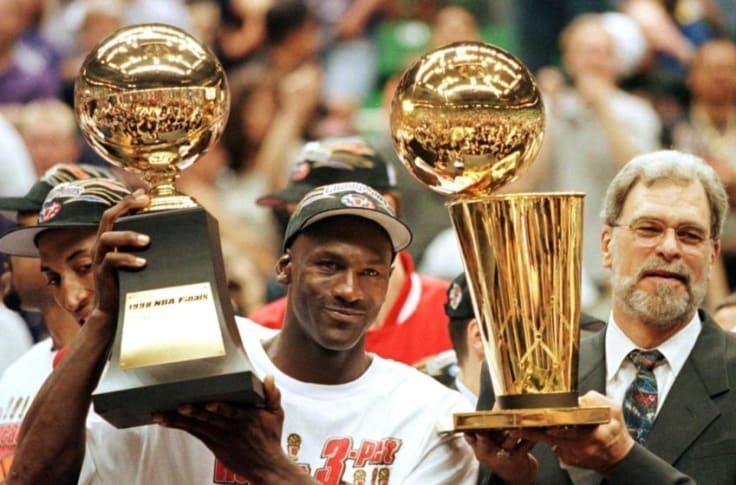documentary on Michael Jordan, Bulls