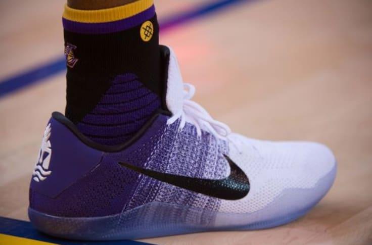 Nike Kobe XI 'Achilles Heel