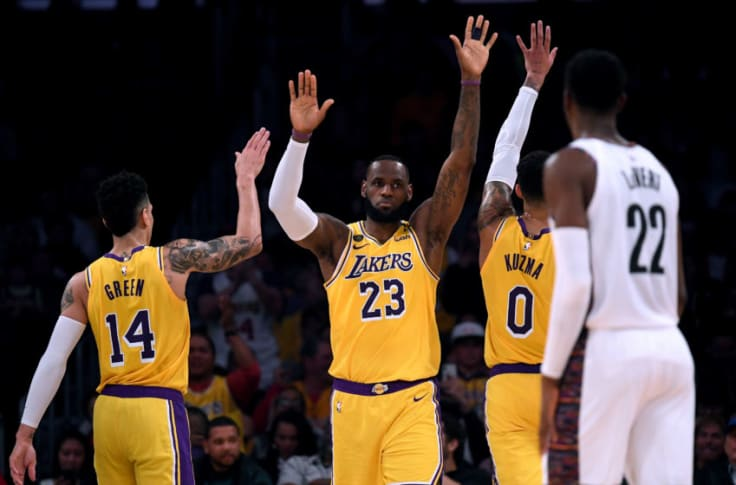 Los Angeles Lakers Lakers: 10 stats that show why they should be feared in NBA Playoffs