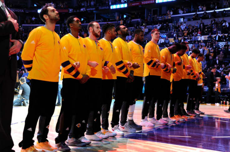 Los Angeles Lakers Projected To Improve In 2017 18 Season