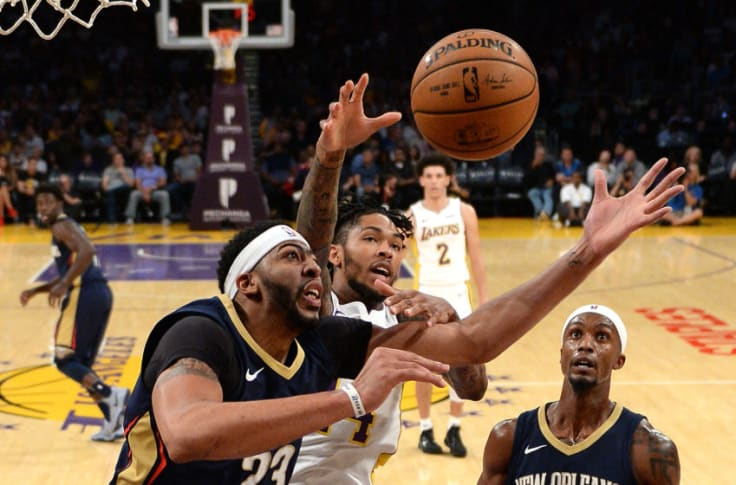 Los Angeles Lakers Comeback Falls Short Vs New Orleans Pelicans