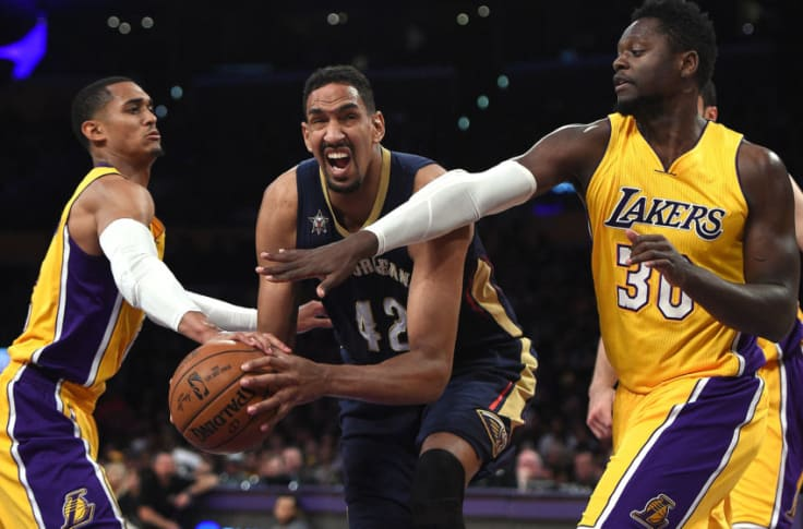 Lakers Rumors New Orleans Pelicans Made Offer For Clarkson Randle
