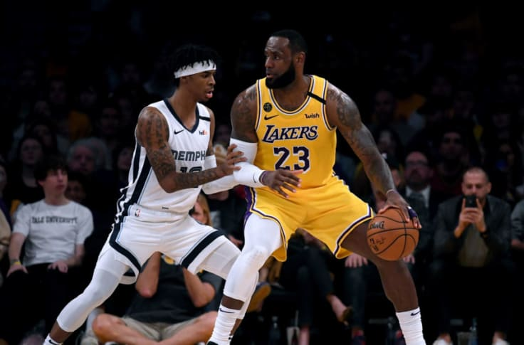 Los Angeles Lakers Los Angeles Lakers: Could the Grizzlies beat the Lakers in the ...