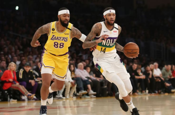 Los Angeles Lakers Los Angeles Lakers: Scrimmages should be all about new faces