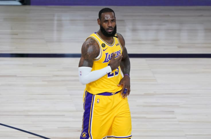 Los Angeles Lakers Why The Title Odds Have Gone Down In The Bubble