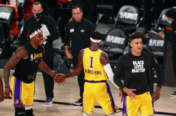 Los Angeles Lakers 4 Lessons In Game 2 Win Over Portland Trail Blazers