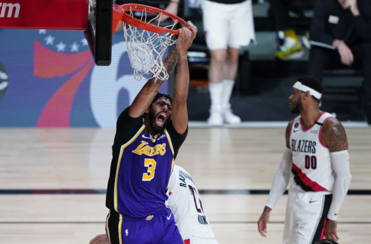 Lakers 3 Reasons The Blazers Won T Win Another Game This Series
