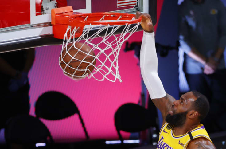 Los Angeles Lakers 3 Lessons In Elimination Of The Portland Trail Blazers