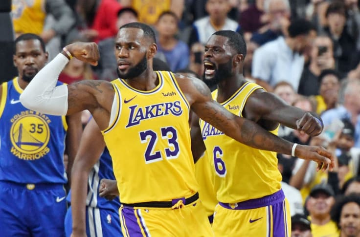 Los Angeles Lakers Vs Warriors On Christmas Day Will Cost Arm And A Leg