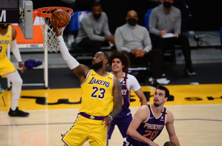 The Los Angeles Lakers Are Still The Team To Beat In The Nba