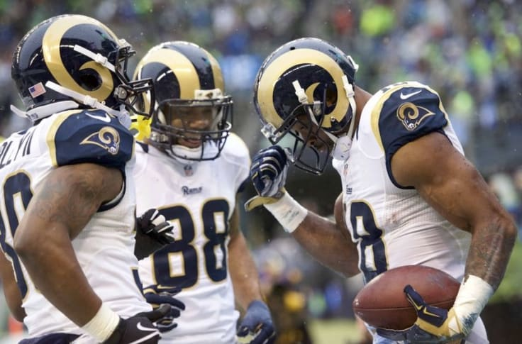 Los Angeles Rams Won T Change Jerseys Until 2019 Season