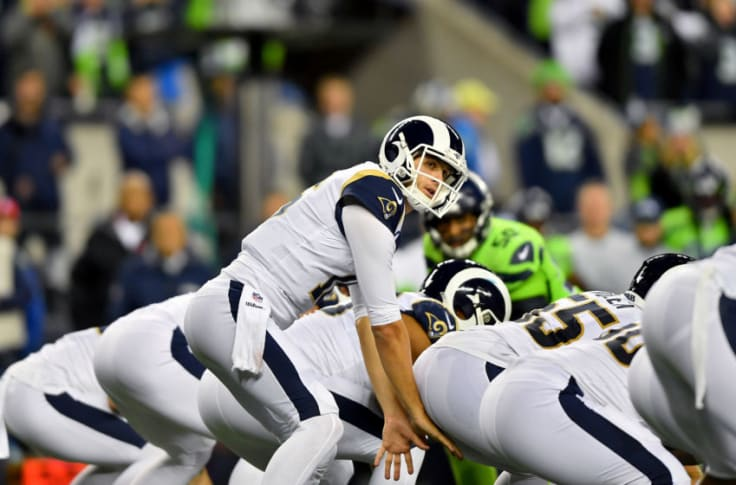 Los Angeles Rams What Needs To Happen To Make The Playoffs