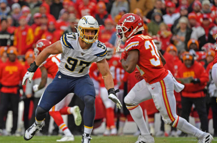 Los Angeles Chargers Defense Is One Of The Most Improved This Offseason