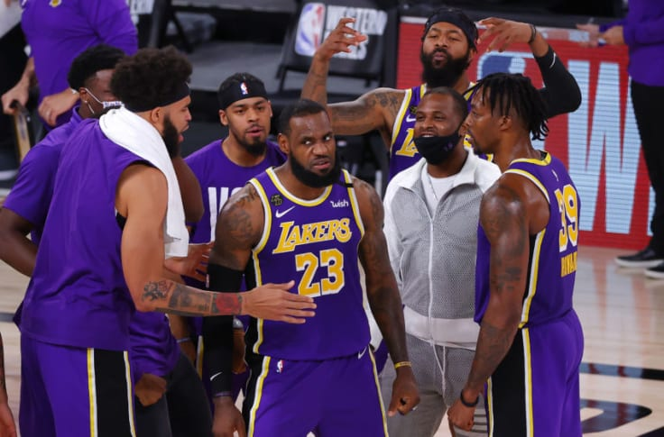 Los Angeles Lakers 3 Keys To Success In The Nba Finals