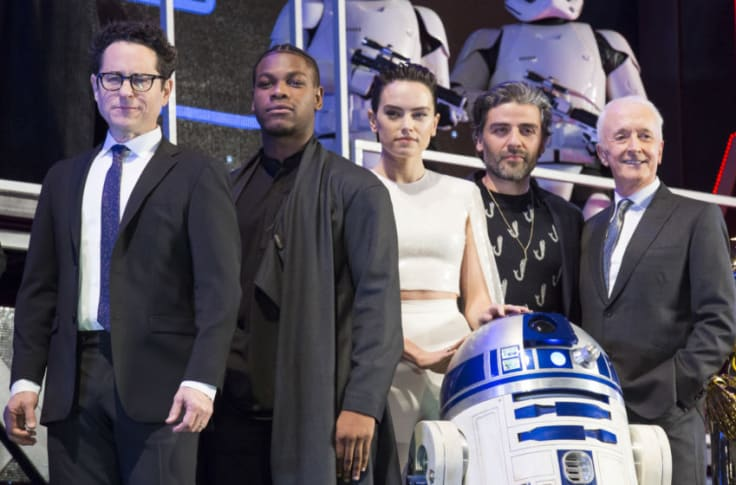 Star Wars The Rise Of Skywalker Cast Takes Over Jimmy Kimmel Tonight