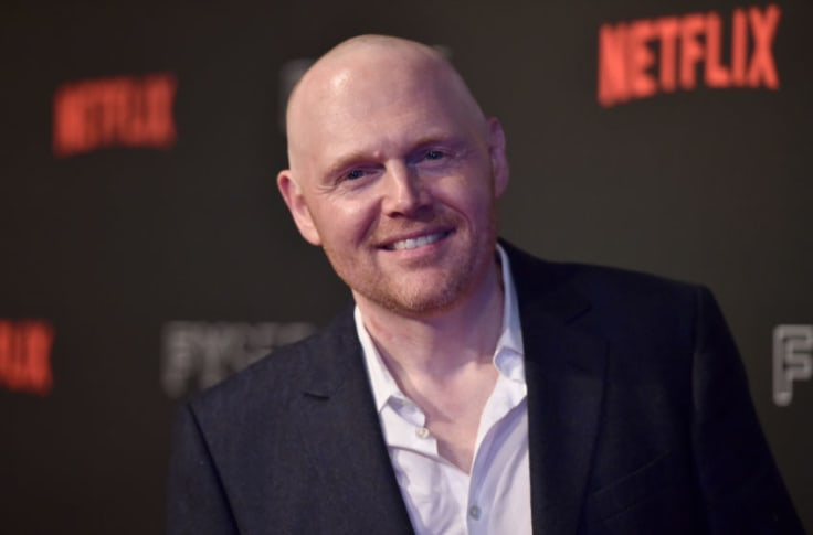 Bill Burr Talks Parenting And Why He Walked Out Of Dumbo
