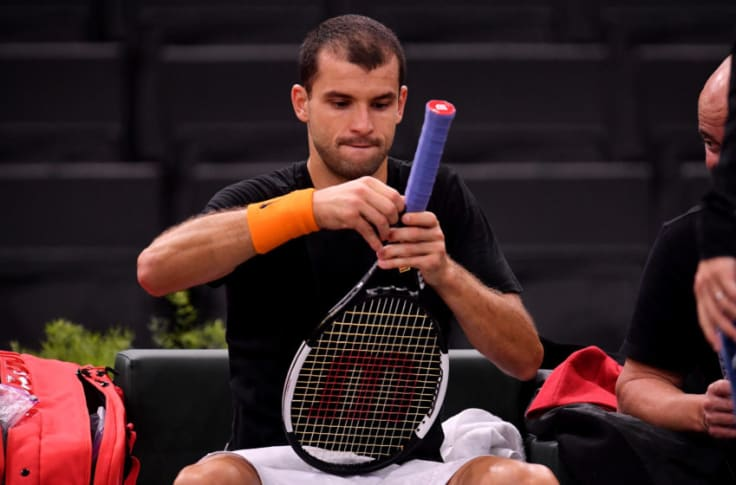 Pullback Year Is Nothing To Worry About For Grigor Dimitrov