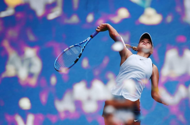 Sofia Kenin Is Back Seeing Unprecedented Us Open Success