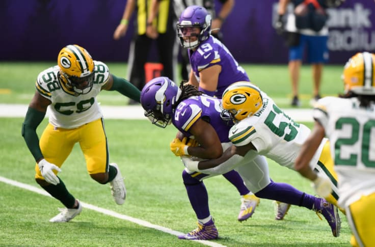 Packers: What we expect from Krys Barnes after impressive debut