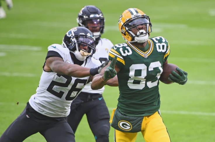 Packers: Predicting wide receiver depth chart in 2021 season