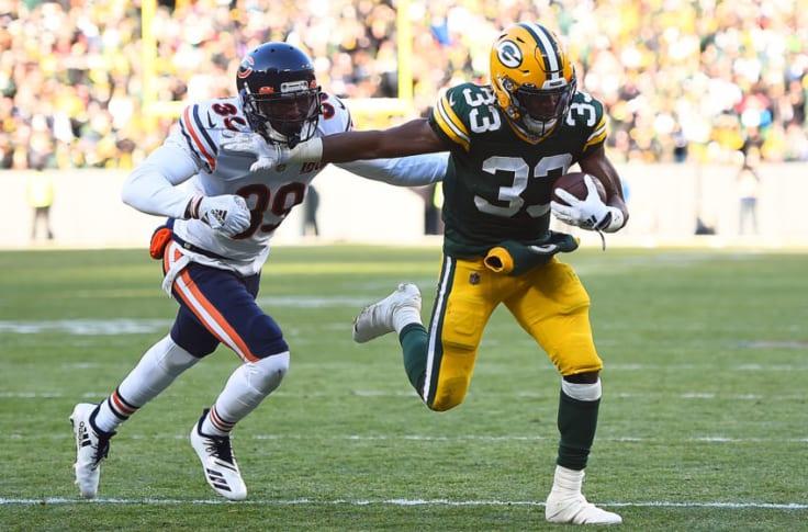 Packers Aaron Jones In Top 10 Of Maurice Jones Drew S Rb Rankings