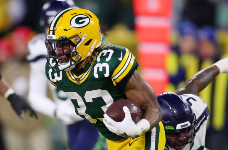 Packers: Aaron Jones is still NFL's most underrated running back