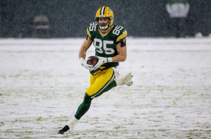 Packers 2021 offseason position review: Tight ends
