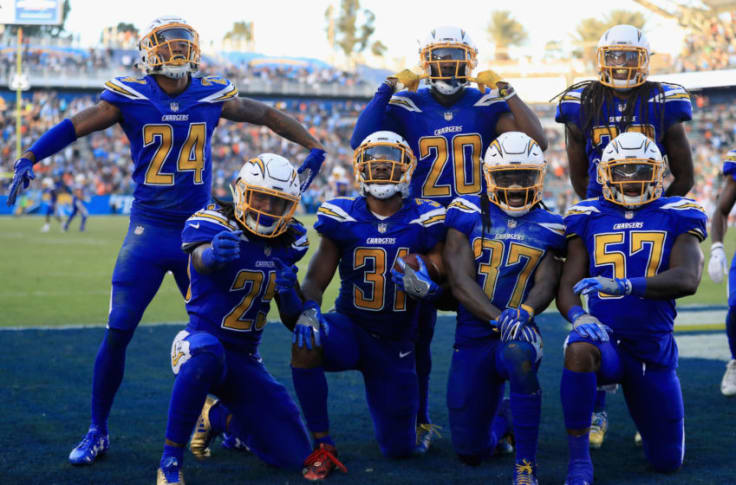 Nfl 2018 Power Rankings Countdown No 10 Los Angeles Chargers