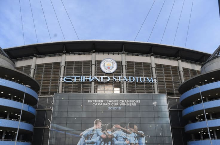 Manchester City Set To Face Real Madrid In The Champions League