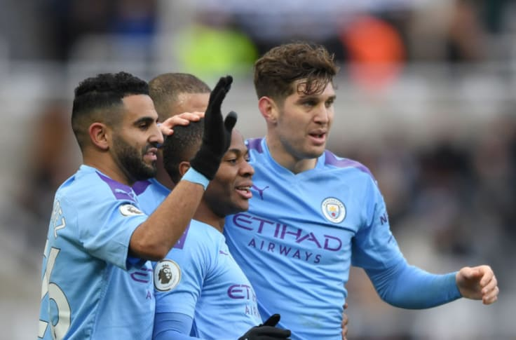 Manchester City are willing to provide a new deal to their superstar forward