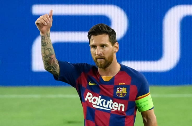 Cristiano Ronaldo, Lionel Messi, Mo Salah: Quem foi o melhor jogador de futebol em 2020?