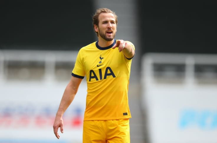 Harry Kane To Push For A Transfer This Summer With City In Sight