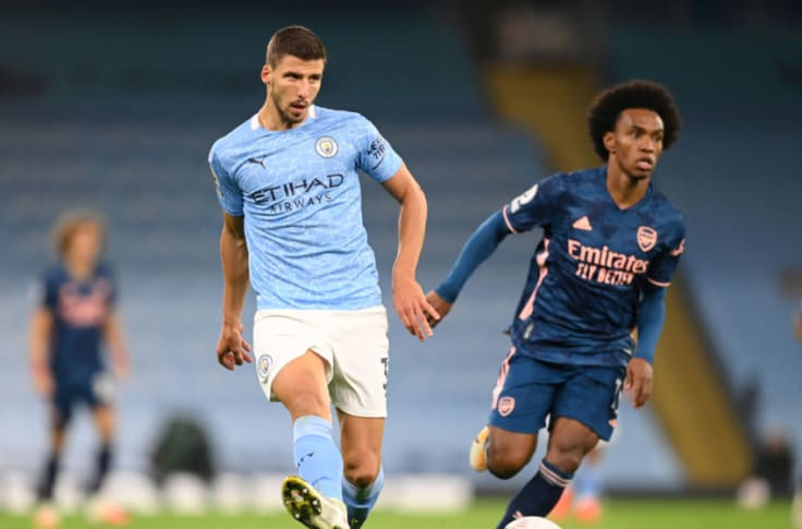 Player Ratings Manchester City Sneak By Arsenal 1 0