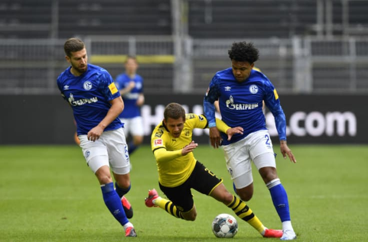 Usmnt Weston Mckennie Needs A Position
